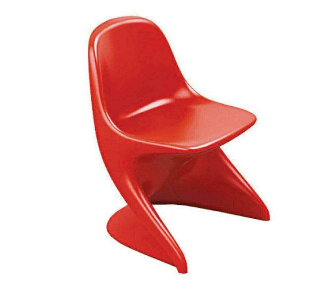 صندلی رامو قرمز