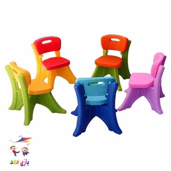 صندلی های وانیا