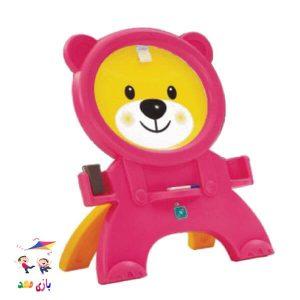 pink_Bear_white_board