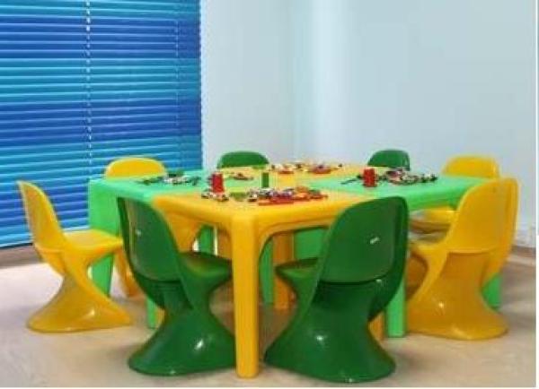 صندلی رامو سبز