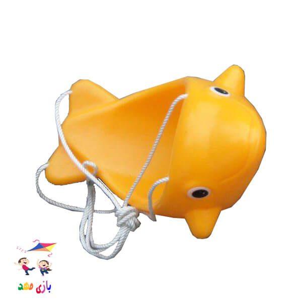 تاب ماهی نارنجی