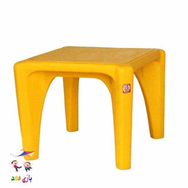 میز استار زرد