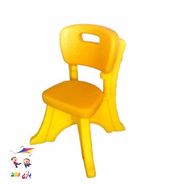 صندلی وانیا زرد